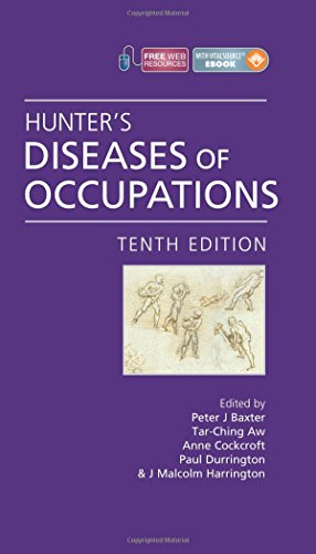 hunters-diseases-of-occupations-tenth-edition