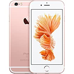 Apple iPhone 6s Rose 16Go Smartphone Débloqué (Reconditionné)