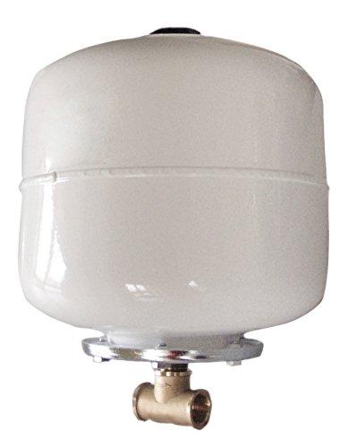 Sanitop-Wingenroth Membran-Druckausdehnungsgefäß für Brauchwassererwärmungsanlagen, 1 Stück, 27436 4