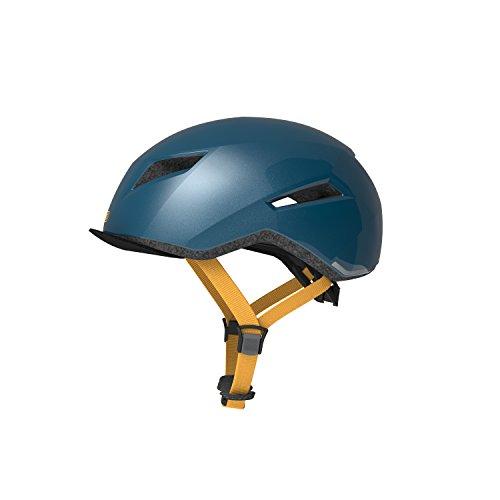 Abus Yadd-I Fahrradhelm, Brilliant Blue, L