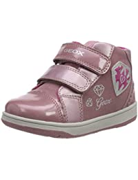 Geox B New Flick Girl C, Zapatillas para Bebés