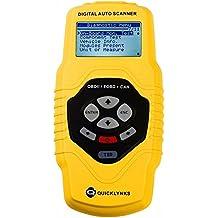 quicklynks T89Scan Outil de diagnostic OBDII OBD2EOBD peut pour Land Rover CODE READER Scanner digital voiture