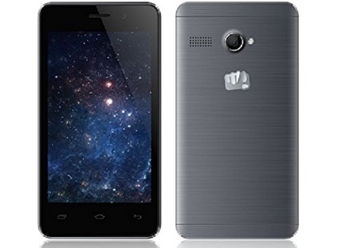 Micromax Bolt Q326 (Grey, 8GB) - Plus edition