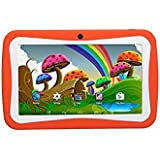 Bloomerang Binai A9 Quad Core 512M Ram 8G ROM Android 5.1 7 Inch Kids Tablet Orange