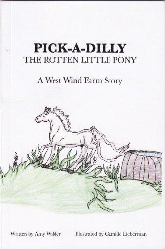 tten Little Pony (West Wind Farm Stories Book 2) (English Edition) (E Ponys-picks)