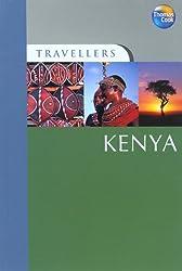 Travellers Kenya, 3rd (Travellers - Thomas Cook)