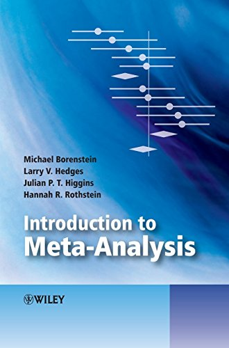 Introduction to Meta-Analysis (Statistics in Practice) by Borenstein (2-Apr-2009) Hardcover