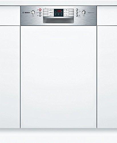 Bosch spi46is01e Lave-vaisselle partie int egriert/A +/220 kWh/an/2380 L/AN/Aqua Capteur/Active Water Système hydraulique/Acier inoxydable