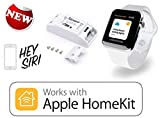 Domotica - Interruptor WiFi sonoff controlado por smartphone para Home Kit Apple...