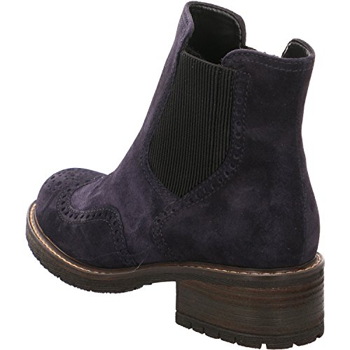 Gabor Shoes Comfort Basic, Stivali Donna Blu (Nightblue Mel.)