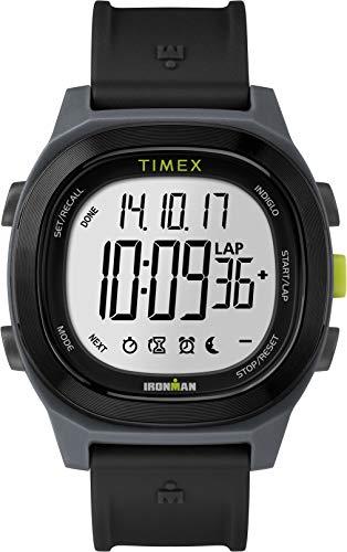 Timex Herren Digital Uhr mit Harz Armband TW5M18900