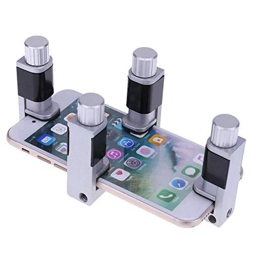 Tincocen 4Pcs / Set LCD Bildschirm Befestigung Vorrichtung Clip Befestigung Klammer Verstellbar für Handy Reparatur - Bildschirm Halter Clips