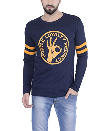 The Dry State Men's John Cena Full Sleeves Tshirt  available at amazon for Rs.479
