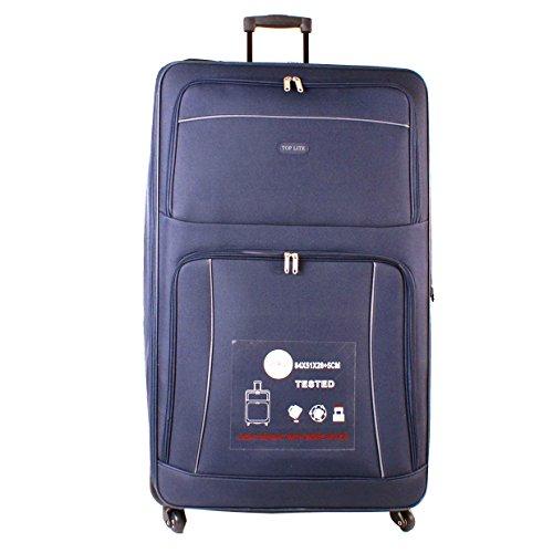 Top Lite pour étui bleu marine et gris 83,8 cm