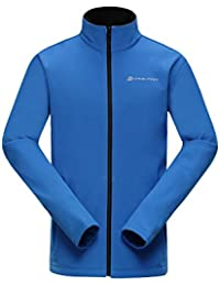 Alpine Pro Chaqueta Soft Shell Mijak Azul XS