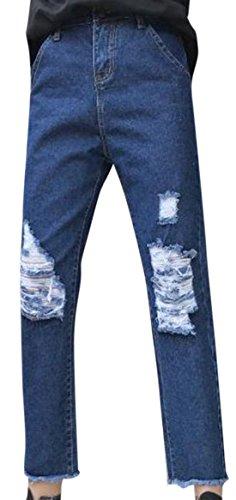 erdbeerloft -  Jeans  - Opaco - Donna Nero