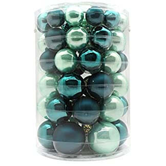 Inge-Glas-Kugeldose-Weihnachtskugeln-Christbaumkugeln-60tlg-verschiedene-Farben