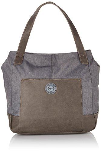 Tamaris KICHI Shopping Bag 1259152-451 Damen Shopper 32x32x14 cm (B x H x T) Braun (fango comb)