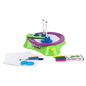 CRA-Z-ART - Set Dibujos Mandalas eléctrico (ColorBaby 44117)