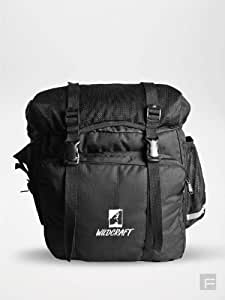 Wildcraft Saddle Pro 50 Ltrs Black Casual Backpack (8903338007456)