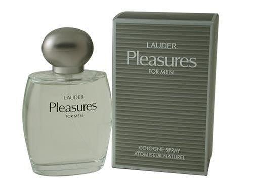 A & Men Cologne (Estée Lauder Pleasures Men Eau de Cologne 100 ml (man))