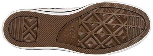 Converse 156810c, Sneaker a Collo Alto Donna Nero (Black/White/White)