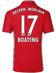 adidas Jungen Fußball/Heim Fc Bayern München Replica Trikot
