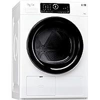 Whirlpool HSCX 10432 Autonome Charge avant 10kg A++ Blanc sèche-linge - Sèche-linge (Autonome, Charge avant, Pompe à chaleur, Blanc, Tactil, 121 L)