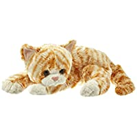 TY UK 10031 - Cat Cobbler light brown spotted, 36 cm