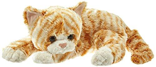 TY UK 10031 - Katze Cobbler Hellbraun gefleckt, 36 - Niedliche Kostüm Für 11 Jahre Alt