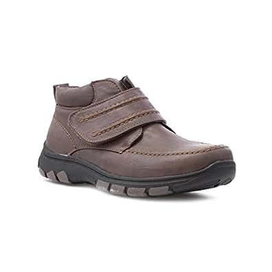 Cushion Walk Einfacher schließender Komfort-Schuh im Braun für Männer durch Größe 7 UK/40.5 EU - Braun Cqaht