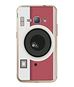 PrintVisa Vintage Camera High Gloss Designer Back Case Cover for Samsung Galaxy J2 (6) 2016 J210F :: Samsung Galaxy J2 Pro (2016)