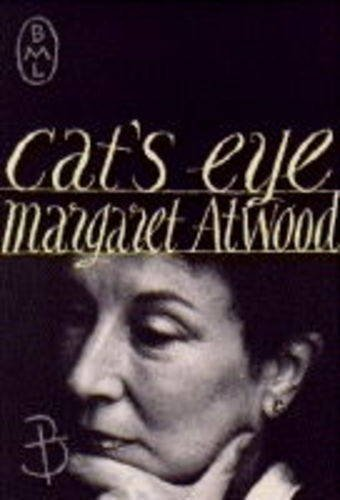 Book cover for Cat's Eye