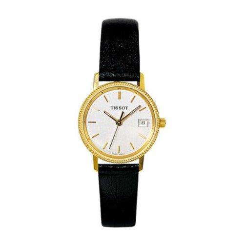 Tissot de mujer reloj de pulsera Oro goldrun t71311521