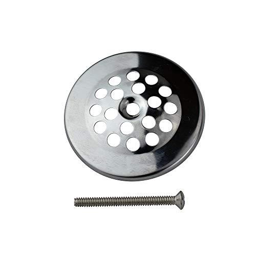 Keeney Badewanne Abfluss Sieb Dome Cover chrome