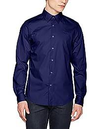 G-STAR RAW Core Shirt L/S, Camisa para Hombre