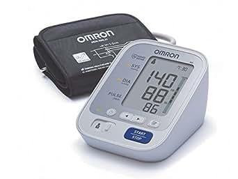 OMRON M3 Misuratore di Pressione da Braccio Digitale, Sensore di Irregolarità Battito Cardiaco, Validato Clinicamente