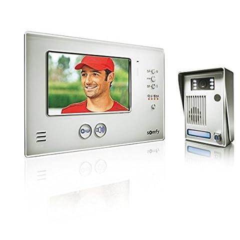 Interphone Somfy - visiophone v200 rts