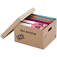 StorePAK Eco Archive Box with Lid (Pack of 10)