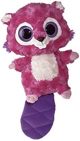 8 8 8 Pink Yoohoo & Friends Ca Beaver Soft Toy by Aurora B00YNIT54M 39fd1f