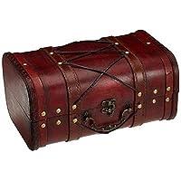Preisvergleich für Generic * irate TRE erhältlich Deko N Pirat TR Brust Größen Holz PI Holz Pirat Treasure RE Brust SI Aufbewahrungsmöglichkeit corative Aufbewahrung