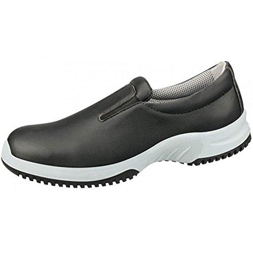 Abeba uni6 chaussures noir, mocassins femme Noir