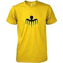 Texlab -  T-shirt - Collo a U - Maniche a 3/4 - Uomo