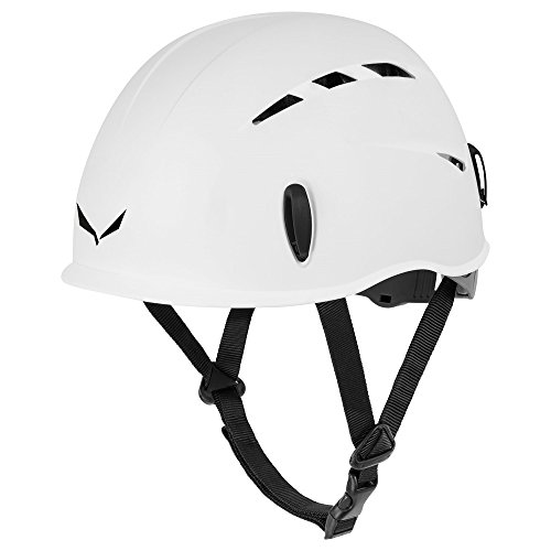 Salewa, 00-0000002250, casco vert helmet, unisex adulto, bianco, taglia unica