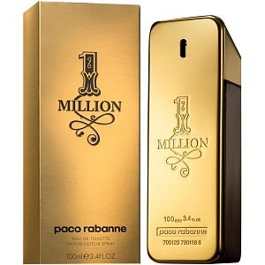 Paco Rabanne 1 Million Men EDT, 100ml
