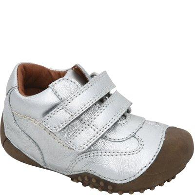 Bundgaard Kids Biis II Shoe Silver *