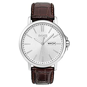 Hugo BOSS Reloj Análogo clásico para Hombre de Automático con Correa