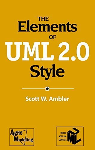 The Elements of UML(TM) 2.0 Style by Scott W. Ambler (2005-05-09)