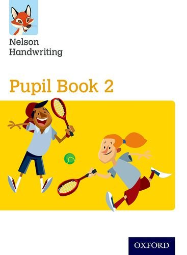 Nelson Handwriting: Year 2/Primary 3: Pupil Book 2