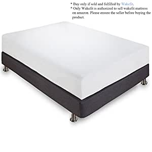 Wake-Fit Orthopaedic Memory Foam Mattress(72*60*5inch)